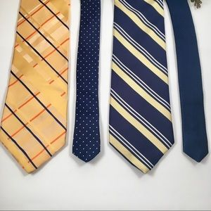 Tommy Hilfiger vintage neckties lot of 2